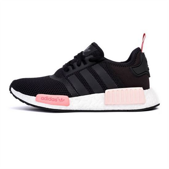 separation shoes 212b2 24ba3 Adidas NMD R1 Runner Black Peach Pink, Yeezy Boost 350 ...