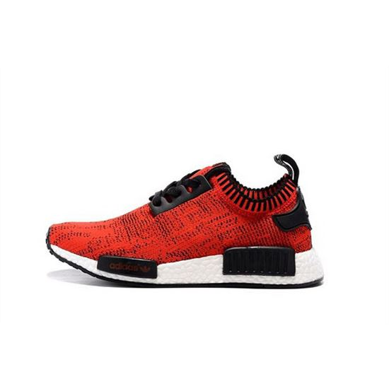 best authentic 49af0 7a69d Adidas Originals NMD R1 Runner Primeknit Consortium Red ...