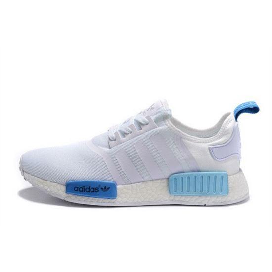 Adidas Wmns NMD R1 Runner White Blue
